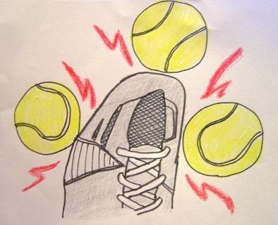 ボールの呪縛…